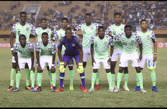 U20 AFCON: Flying Eagles book World Cup ticket after beating Niger 1-0