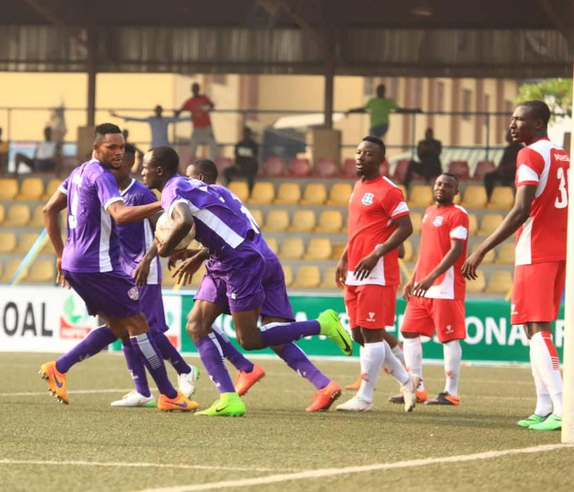 MFM thump Niger Tornadoes in five-goal thriller