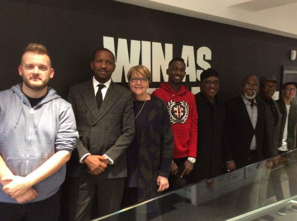 DALUNG THANKS NIKE FOR WOMEN'S INCLUSION IN NEW PROJECT FOR NIGERIA