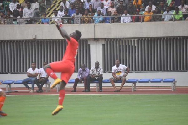 El Kanemi's Itodo happy to face 'former side' Yobe Desert Stars