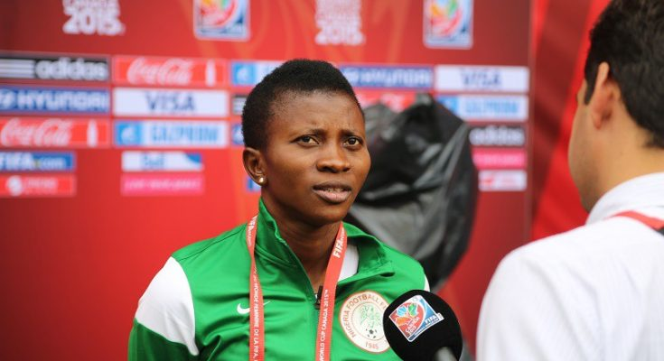 Evelyn Nwabouku eyes Falcons recall ahead Women's World Cup