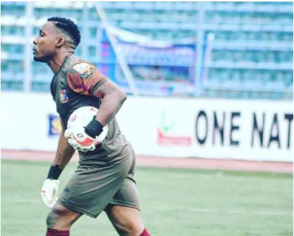 Fabiyi eye clean sheet ahead Enyimba clash