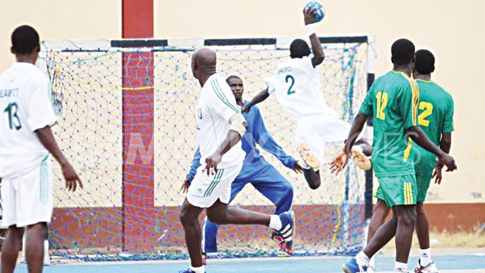 Cadet and Junior handball national teams set to open camp February 9 – Maigidansanma