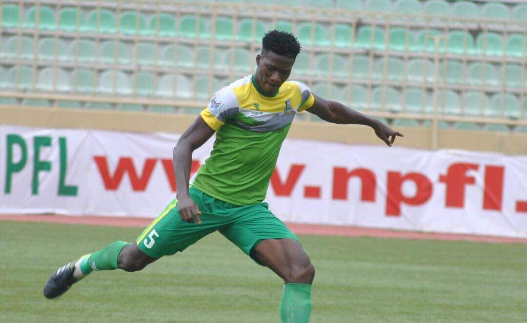 Akwa United's Jamiu Alimi completes loan move to El Kanemi