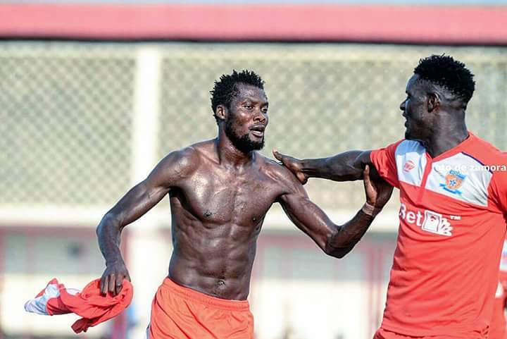 No one gave Lobi Stars a chance to avoid defeat in Morocco – Sikiru Alimi