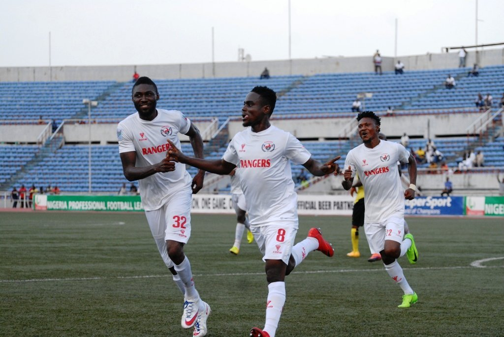 Rangers bank on Salitas for CAF Confederation cup progression – Itoya