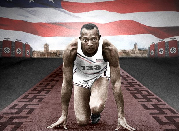 """One chance is all you need.""- Jesse Owens"