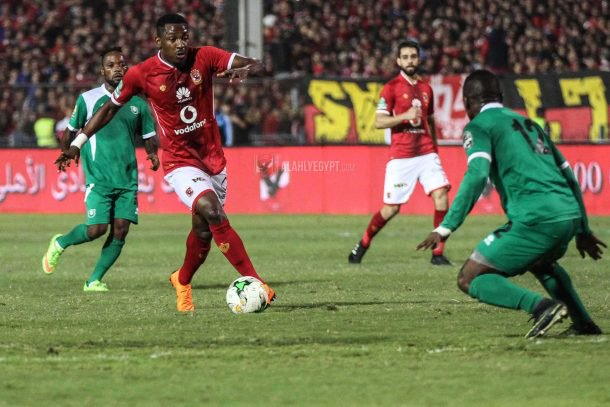 Junior Ajayi extends Al Ahly stay