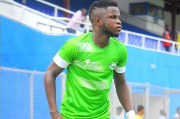 Kabiru Balogun completes loan move to El-Kanemi