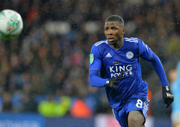 Stop Chasing Money Over Playing Time, Ekpo tells Iheanacho