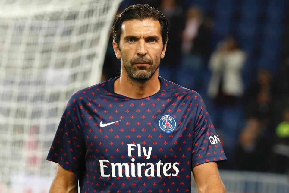 "I was scared of the game""- Gianluigi Buffon on his battle with depression"