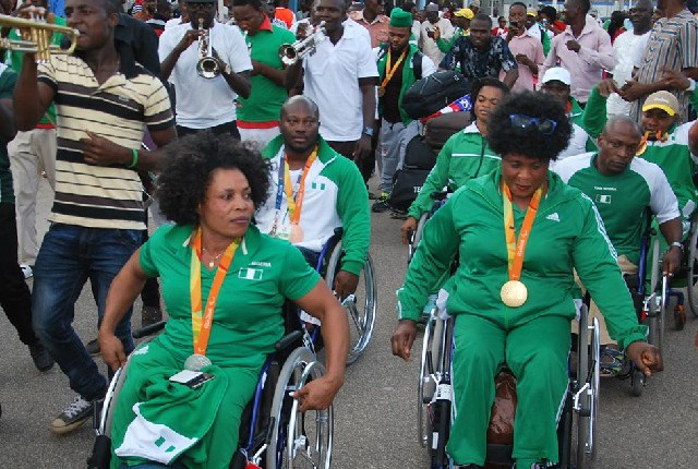 Nigerian Para-Rowers join Tunisia Camp in preparation for Paralympics 2020
