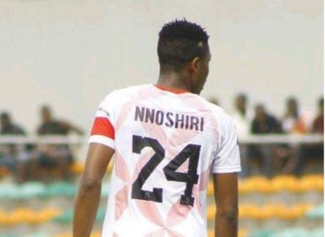 Heartland's Nnoshiri eyes Flying Eagles call up