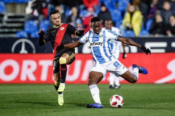 Omeruo shines in defence as Leganes thump Real Betis 3-0