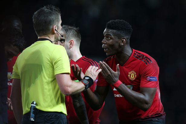 How many games will Paul Pogba miss?