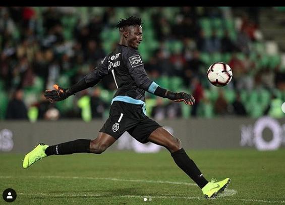 I almost left Feirense in January – Dele Alampasu