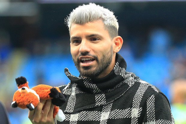 A child who would bring the family luck- The Sergio 'Kun' Aguero story