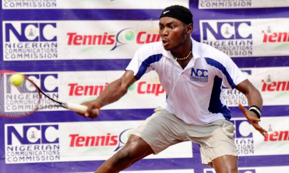 Tennis: Nigeria Number One Sylvester Emmanuel expects 'anything to happen in 2019'