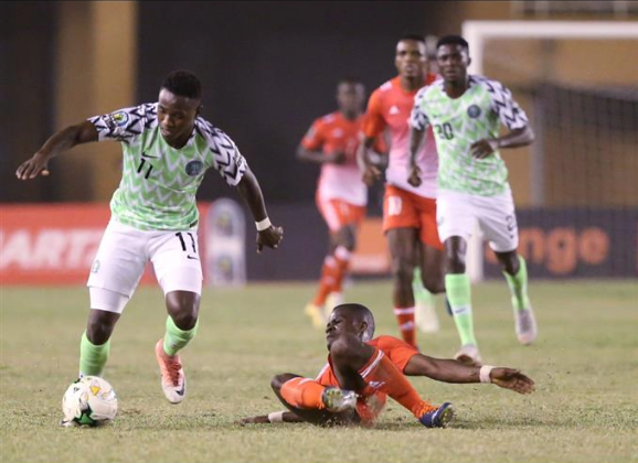 U-20 AFCON : Aremu out of the tournament with injury