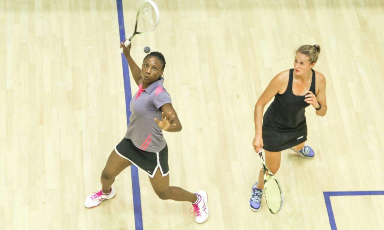 Nigeria's No.1 squash player laments Govt. neglect