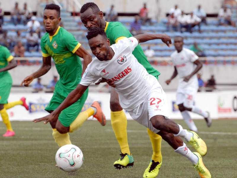 Rangers can get good result in Tunisia, Says Ibrahim Ajani