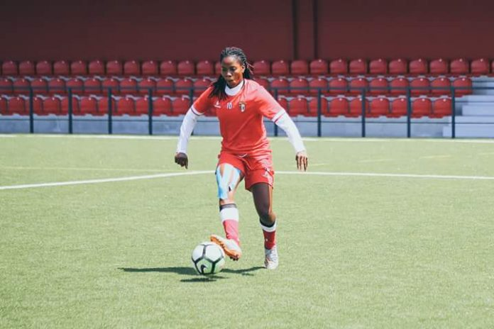 2019 FIFA women's world cup: Uchendu eyes world cup progress with Falcons