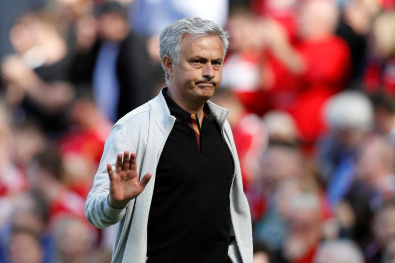Jose Mourinho reveals next 'possible' move after Man United axe