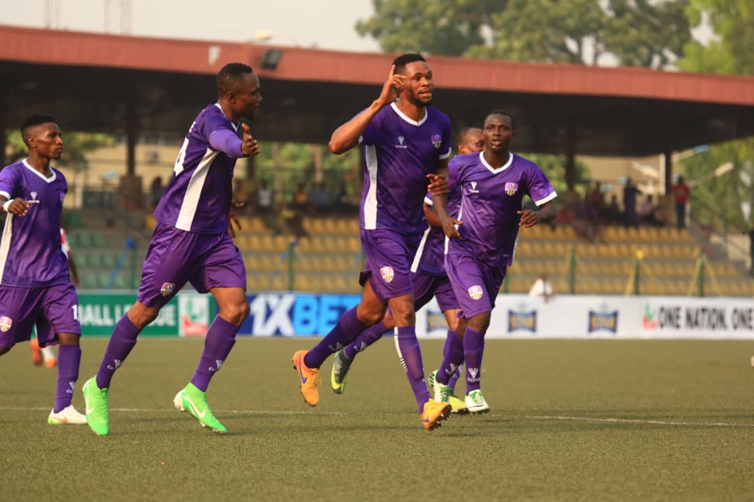 Ohanu reveals MFM's comeback secret against Niger Tornadoes