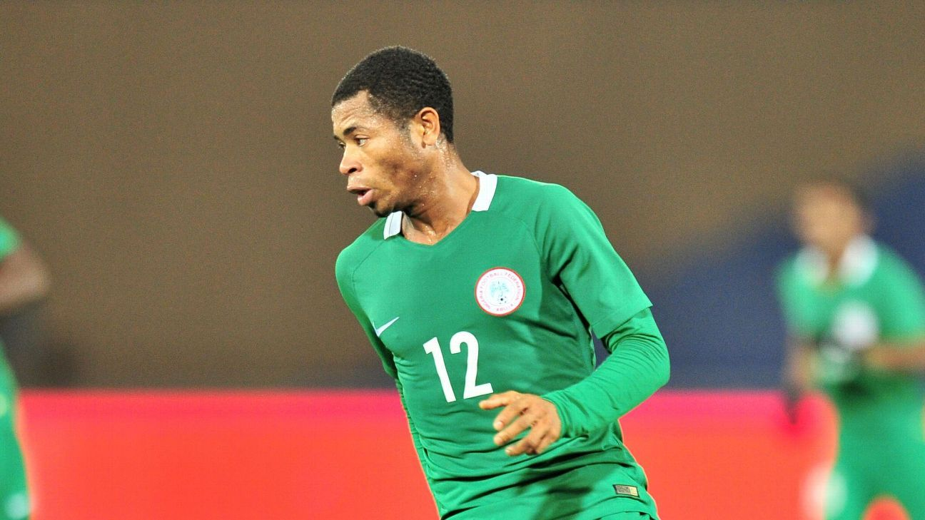 U20 AFCON – 'We will make Nigerians proud' – Ikouwem Udoh