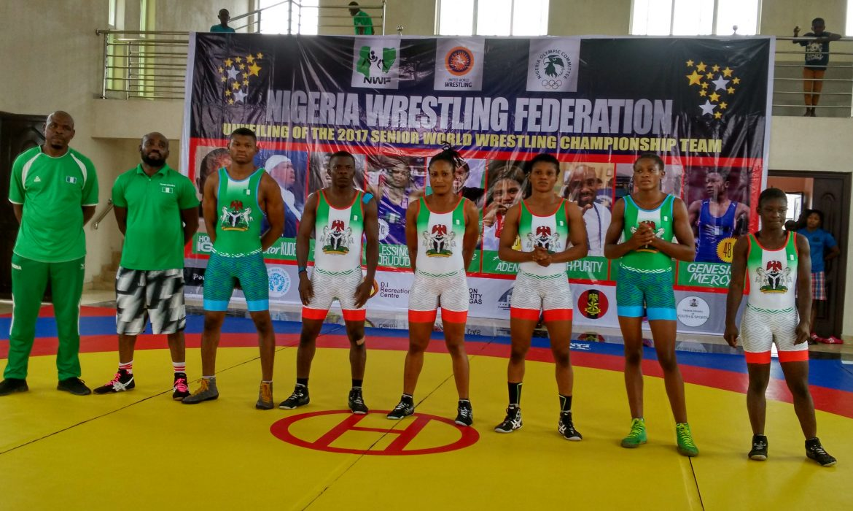 Nigeria Wrestling coach Confident of team's dominance in Women Wrestling