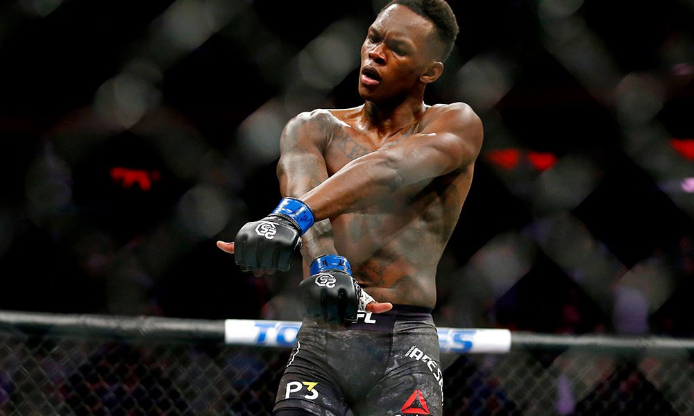 """Israel Adesanya got 'it""- UFC President Dana White"
