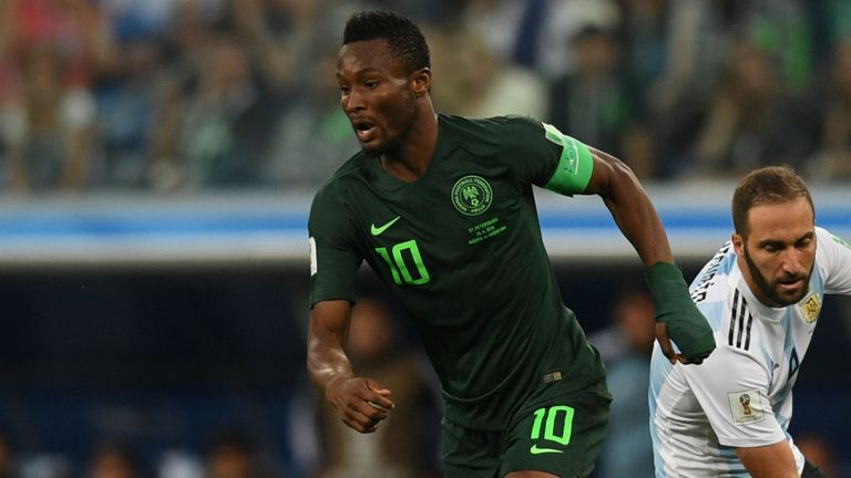 FIFA, NFF, Middlesbrough celebrate Mikel at 32