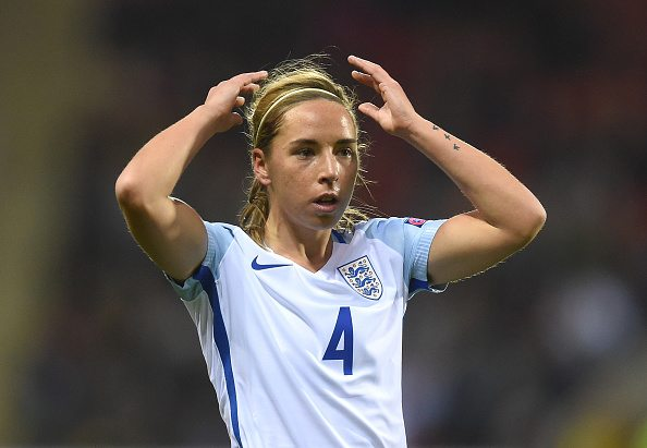 Jordan Nobbs: England vice-captain suffers an injury in successive world cup build-ups