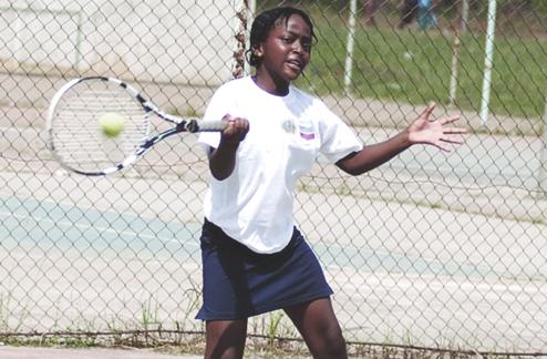 Tennis star Mary Michael makes bold prediction about Teenage sensation Baraqat Quadri