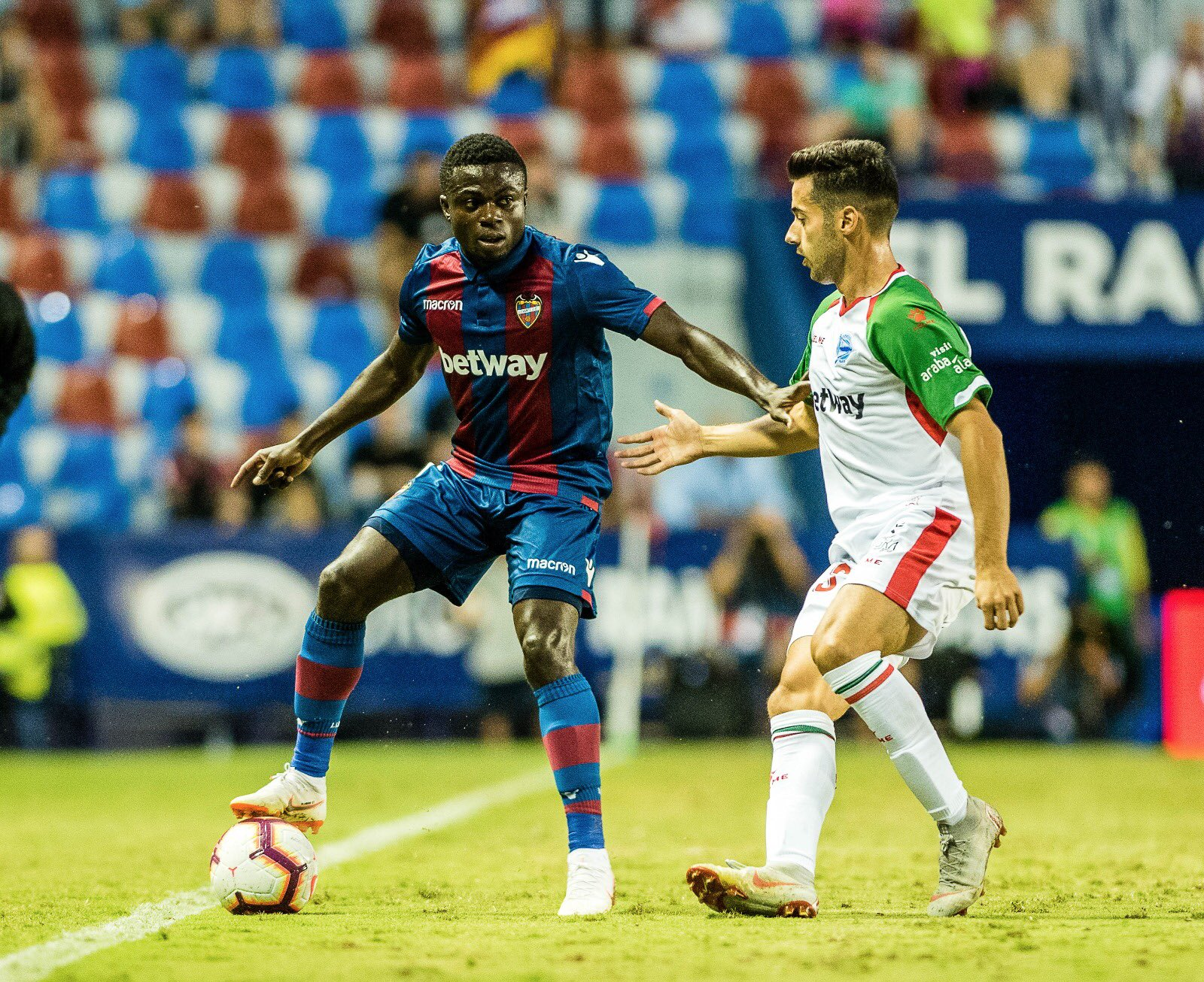 Moses Simon backs Levante to bounce back from Madrid loss
