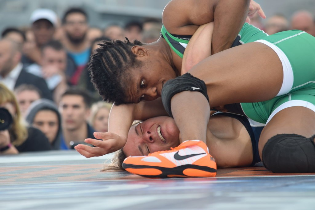 Nigerian Wrestlers to go on Germany Tour