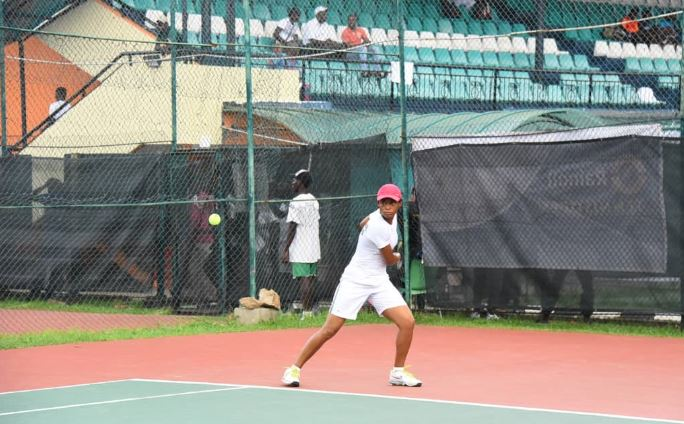 Tennis: I need to work on my Confidence, says Mary Michael
