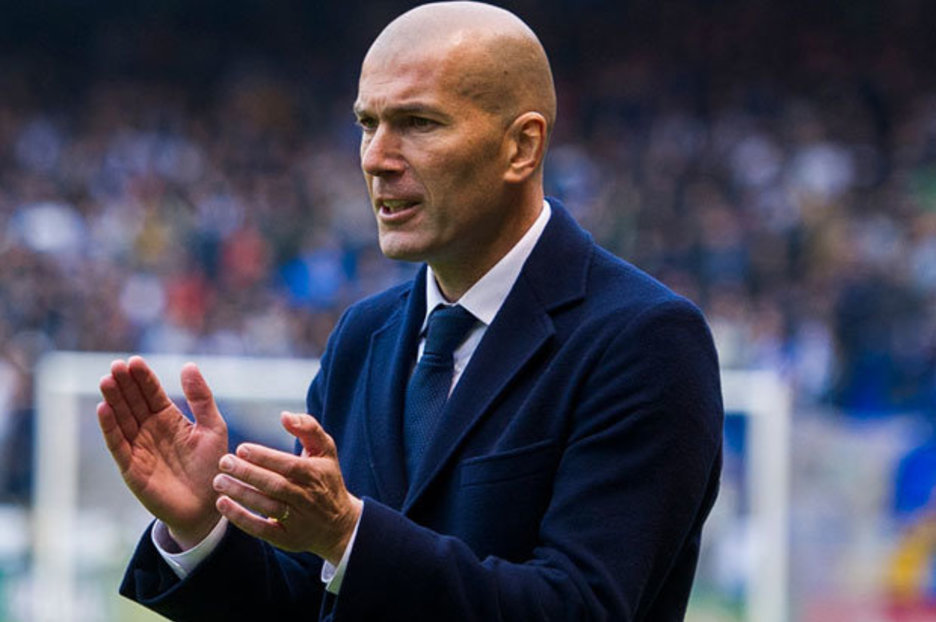Zinedine Zidane ready for 'serious' talks about Chelsea job
