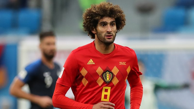 Marouane Fellaini announces retirement from international football