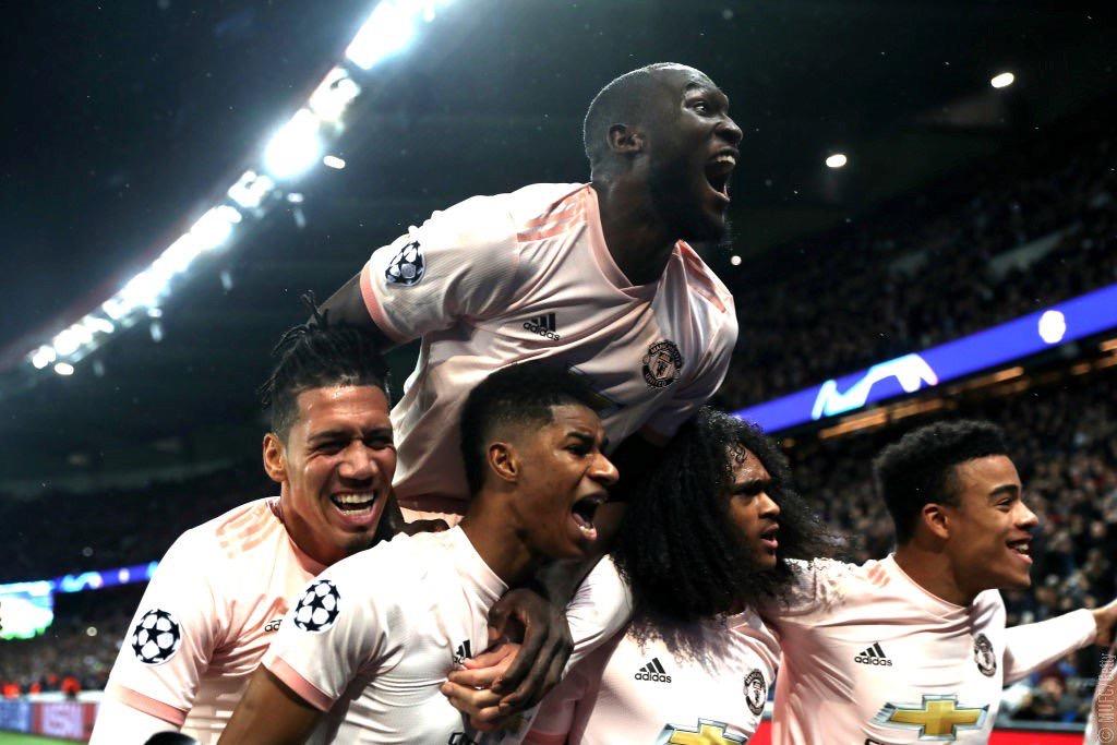 Αποτέλεσμα εικόνας για psg united 1-3
