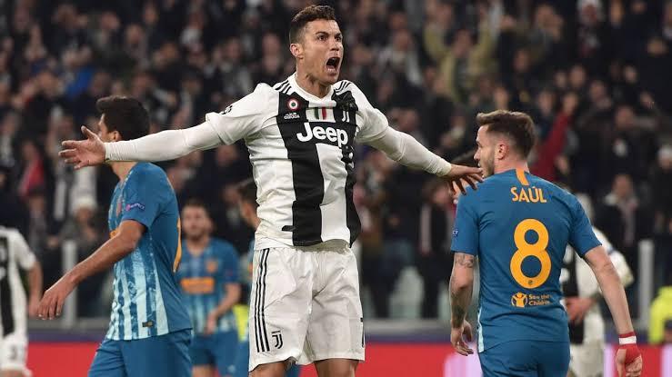 Ronaldo nets hat trick to send Juventus into Champions League quarterfinals