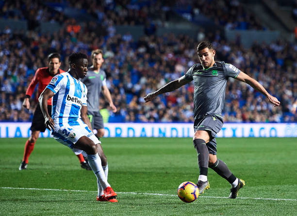 Nine clean sheets for Omeruo as Leganes pip Levante