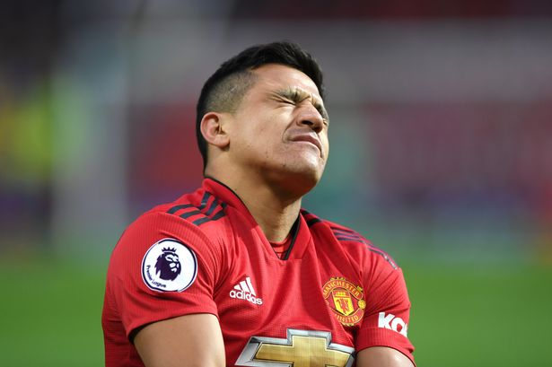 Another blow for Man United – Alexis Sanchez ruled out for eight weeks