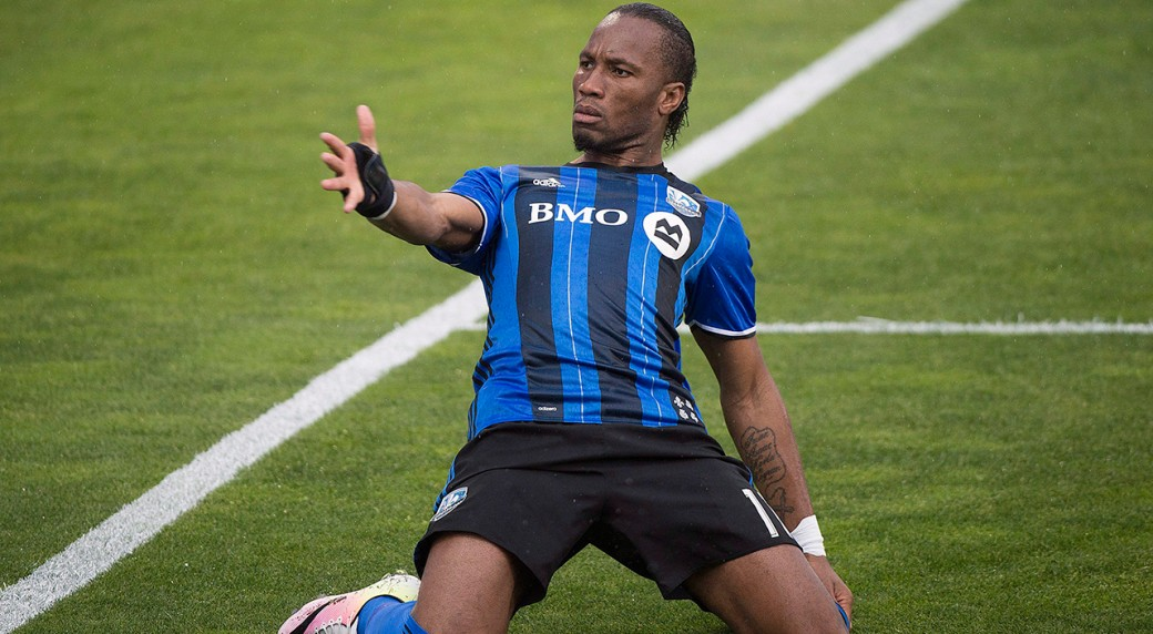 Chelsea legend Didier Drogba turns 41