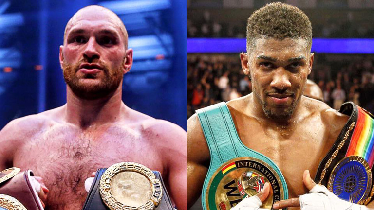 Joshua, Fury bout could happen before 2020