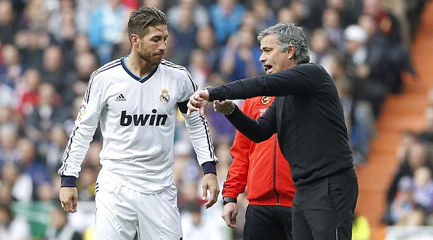 Sergio Ramos will stay at Real Madrid even if Jose Mourinho is appointed manager