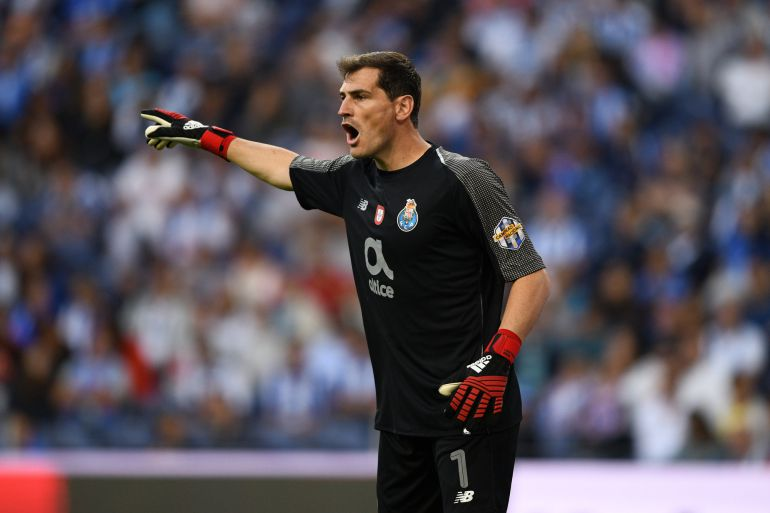 Iker Casillas wants to retire at his second home