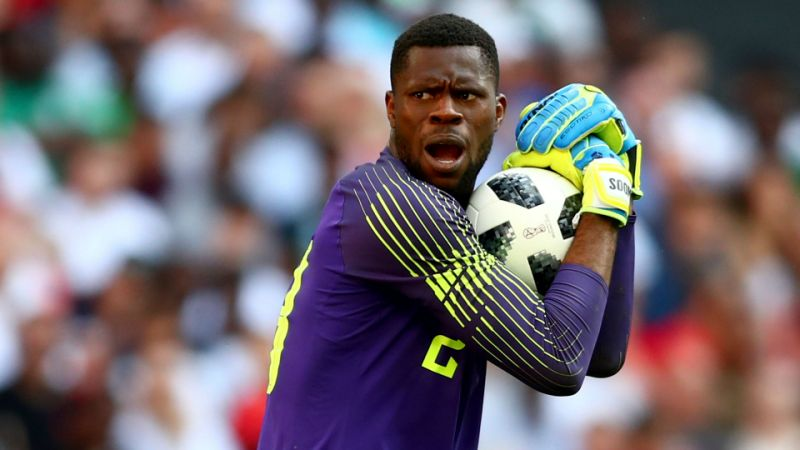 Rohr ready to send 20-year-old goalkeeper Uzoho to U-23