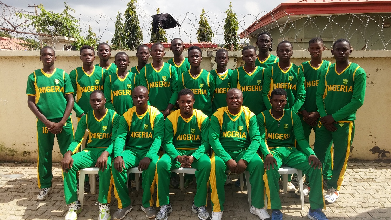 Nigeria ready for Africa's U-19 Cricket World Cup qualifiers