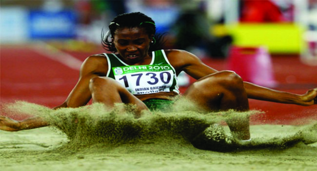 Former Triple jump Queen Otonye Iworima says succeeding is a thing of the mind